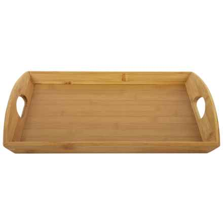 "Core Bamboo Serving Tray - 15.5x11.5"" in Natural - Closeouts"