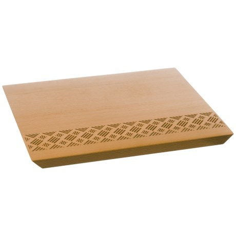 "Core Bamboo Textured Cutting Board - 14"" in Patchwork"