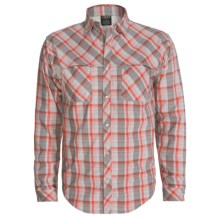 Core Concepts Whiskey River Hybrid Shirt - Snap Front, Long Sleeve (For Men) in Fire - Closeouts