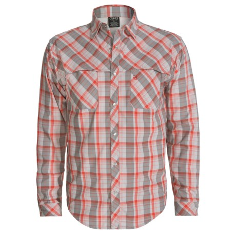 Core Concepts Whiskey River Hybrid Shirt Snap Front, Long Sleeve (For Men)