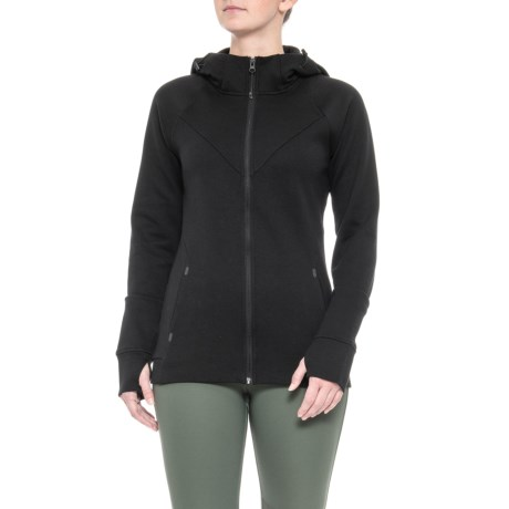 Image of Core Jacket - Hooded (For Women)