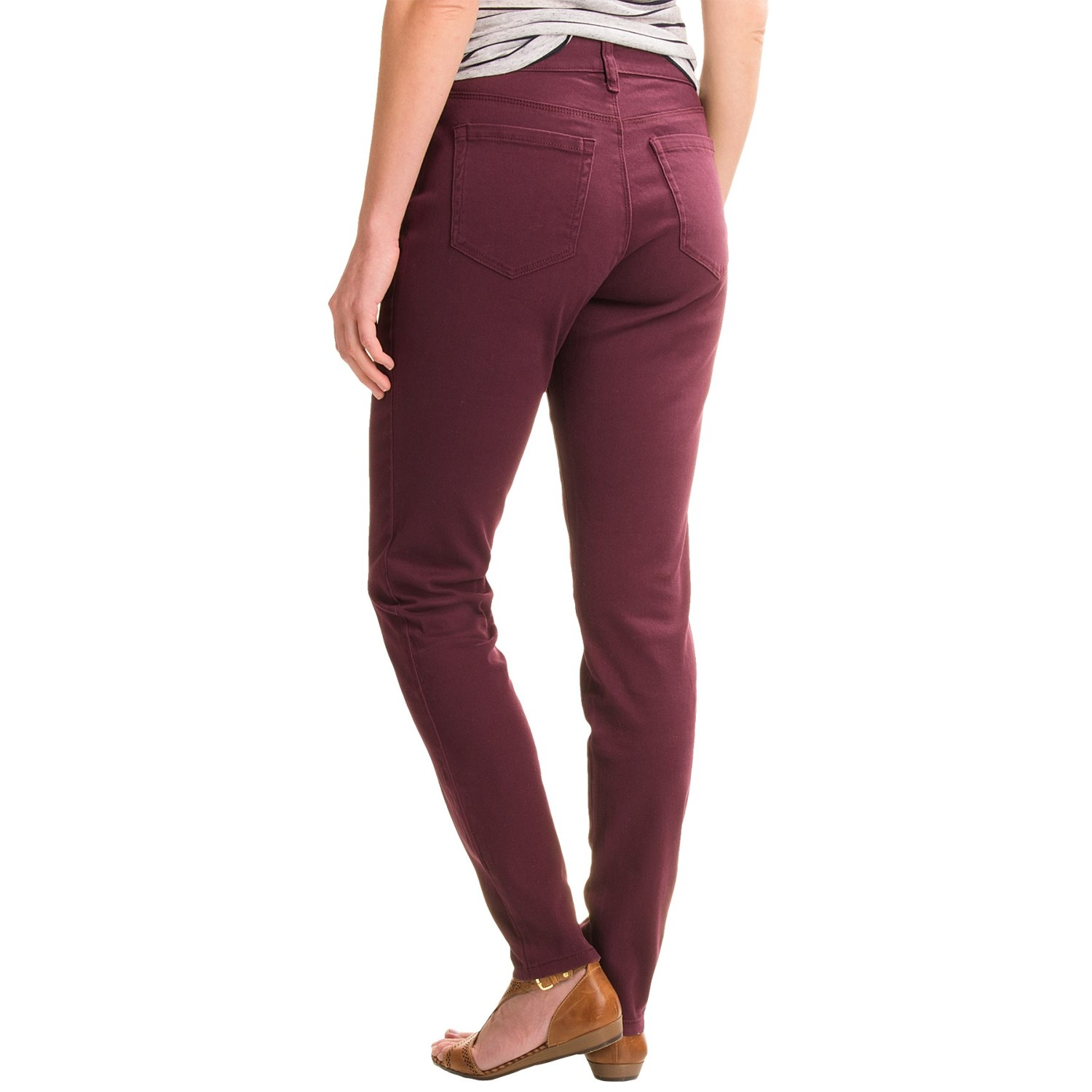 Core Replenishment Colored Skinny Jeans (For Women) - Core Replenishment Colored Skinny Jeans (For Women) - Save 73%