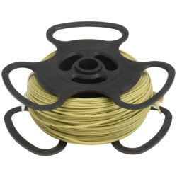 Cortland 333+ Floating Rocket Taper Long Belly Fly Fishing Line - 28 yds., Weight Forward in Gecko Green