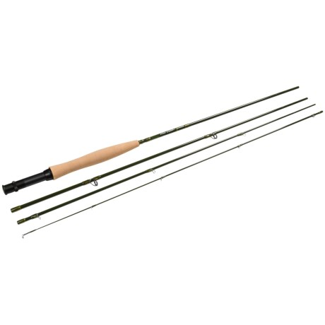 Cortland Pro-Cast Fly Fishing Rod - 4-Piece in See Photo