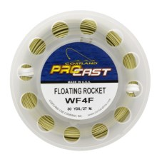 Cortland Pro Cast Fly Line - Weight Forward, Floating in Sage - Closeouts