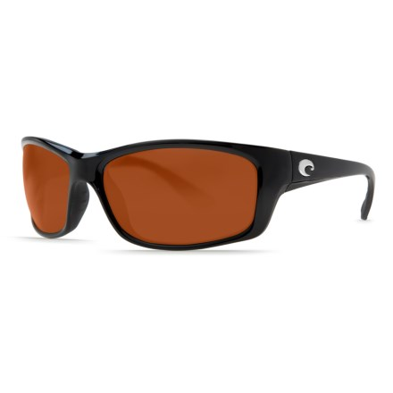 819ad7761a05 Costa Black Copper Jose Sunglasses - Polarized 580P Lenses (For Men) in  Black/