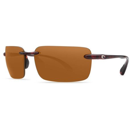 Costa Cayan Sunglasses Polarized 580P Lenses