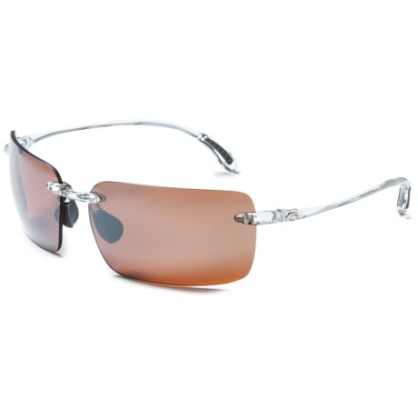 Costa Cayan Sunglasses Polarized, Mirrored 580P Lenses