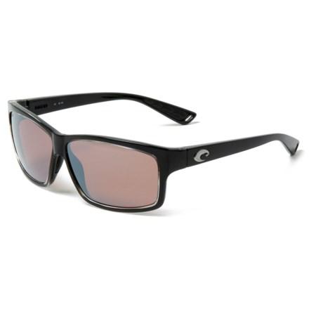 fc17cbb20c Costa Cut Sunglasses - Polarized 580P Mirror Lenses (For Men) in  Squall Silver