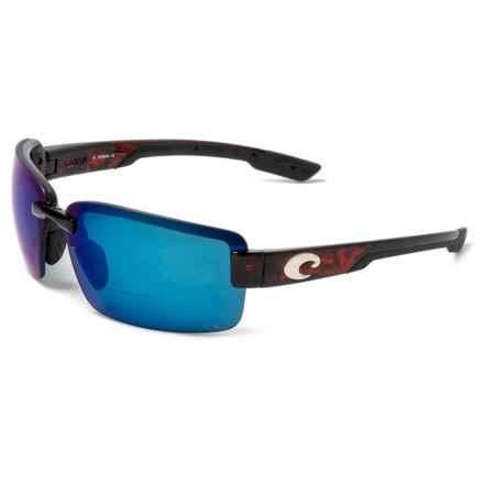 328aa4ef6733 COSTA DEL MAR Galveston Reader Sunglasses - C-Mate 1.5, 580P Polarized  Lenses (