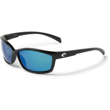 8a623bce518aa COSTA DEL MAR Manta Sunglasses - Polarized 580G Glass Mirror Lenses (For Men)  in