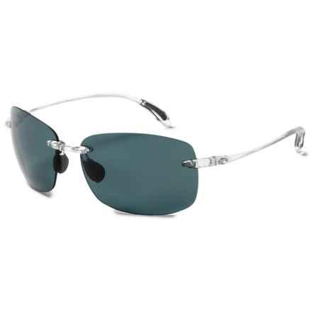 Costa Destin Sunglasses - Polarized 580P Lenses in Crystal/Gray - Closeouts