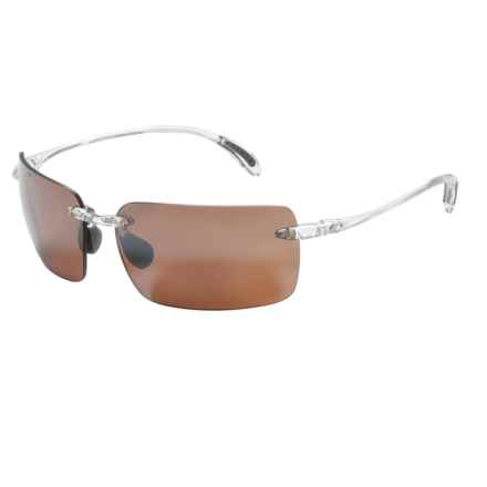 Costa Destin Sunglasses - Polarized 580P Mirror Lenses in Crystal/Silver Mirror - Closeouts