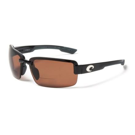 af09abf880 Costa Galveston 11 OC Reader Sunglasses - Polarized in See Photo