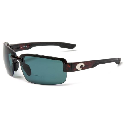 d9fa7f9ceb85 Costa Galveston Reader Sunglasses - C-Mate 1.50 Polarized 400P Lenses (For  Men)