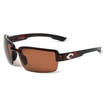 ba305db1b49 Costa Galveston Reader Sunglasses - C-Mate 2.0 Polarized 580P Mirror Lenses  (For Men