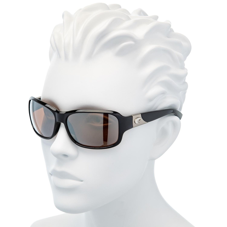 1e8b679fa253 Costa Inlet Sunglasses - Polarized 580G Mirror Lenses (For Women)