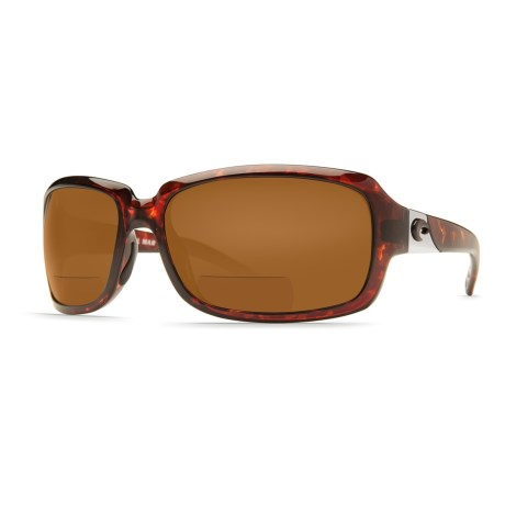 Costa Isabella Sunglasses Polarized C Mates Lenses (For Women)