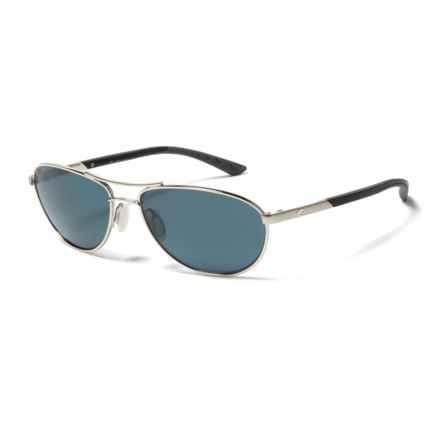 Costa KC Sunglasses - Polarized 580P Lenses in Palladium/Gray - Closeouts