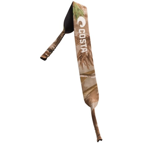 Costa Neoprene Sunglass Strap (For Men and Women) in Real Tree Ap Camo