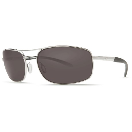 Costa Seven Mile Sunglasses Polarized 580P Lenses