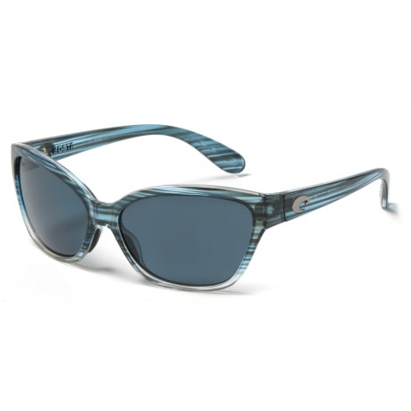 Costa Starfish Sunglasses - Polarized 580P Lenses (For Women) in Topaz Fade/Gray