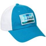 Costa Traveler Twill Baseball Cap (For Men)