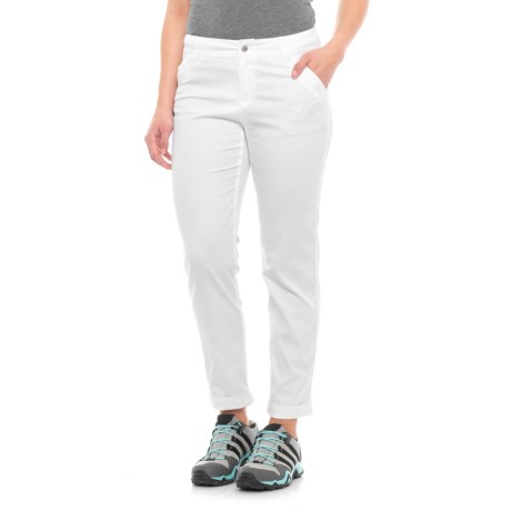 Image of Costera Ankle Pants - UPF 30 (For Women)