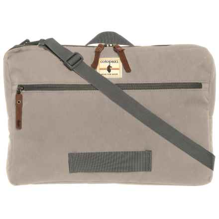 Cotopaxi Boin Laptop Sleeve in Driftwood - Closeouts