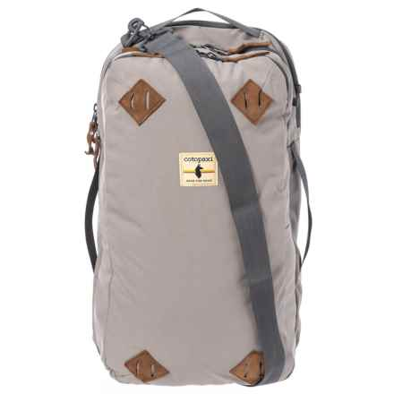 Cotopaxi Nazca 24L Travel Pack in Driftwood - Closeouts