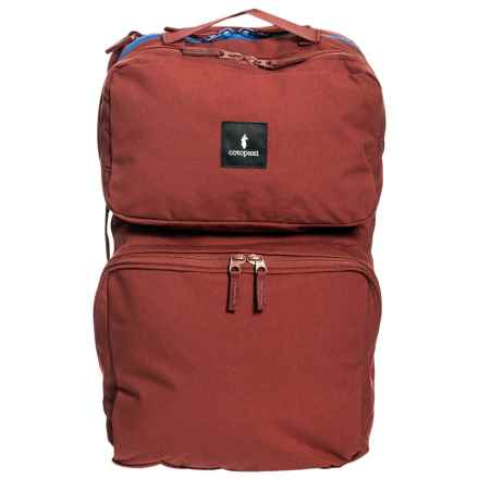 Cotopaxi Tasra 16L Backpack in Brick - Closeouts