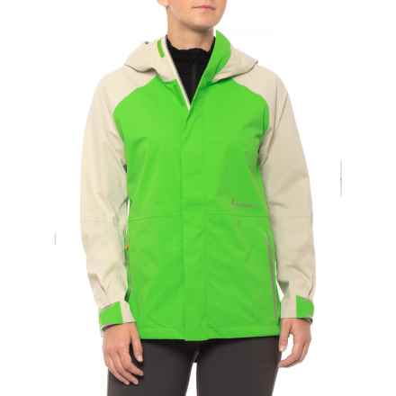 Cotopaxi Tikal Active Jacket (For Women) in Grass/Cream - Closeouts