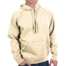 Cotton-Blend Hoodie (For Men) in Cream - 2nds
