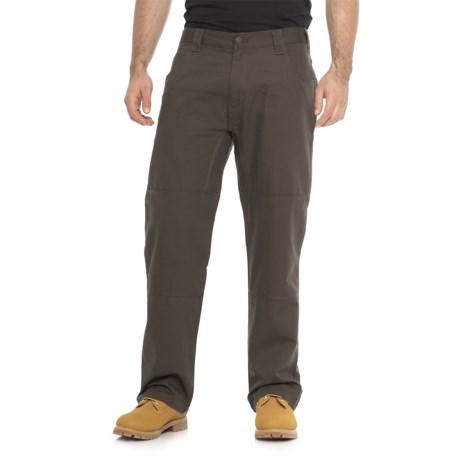 Cotton Canvas Tool Pants (For Men)