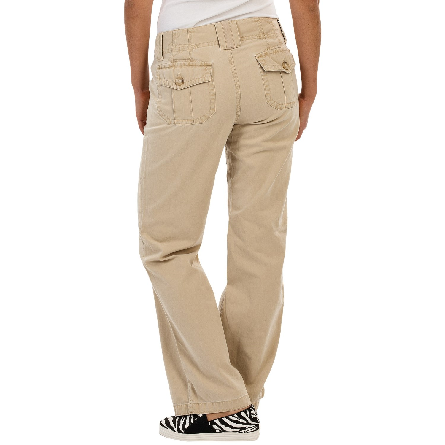 Awesome Women39s Pants  Cotton  Ripstop Cargo Pant  JCrew  Polyvore