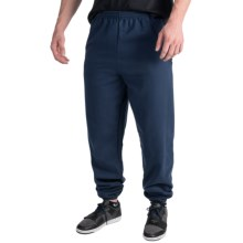 Cotton-Poly Sweatpants (For Men and Women) in Navy - 2nds