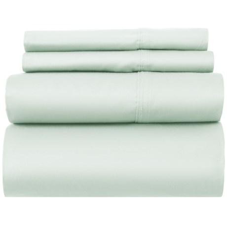 Image of Cotton Smoke Sheet Set - California King, 400 TC
