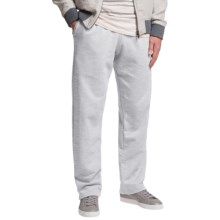 Cotton Sweatpants (For Men) in Light Grey Heather - 2nds