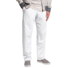 Cotton Sweatpants (For Men) in White - 2nds