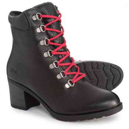 Cougar Angie-L Boots - Waterproof, Leather (For Women) in Black