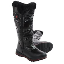 Cougar Bistro Snow Boots - Waterproof (For Women) in Black Shimmer - Closeouts