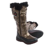 Cougar Bistro Snow Boots - Waterproof (For Women) in Bronze Shimmer - Closeouts