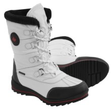 Cougar Bonair Snow Boots - Waterproof (For Women) in White - Closeouts