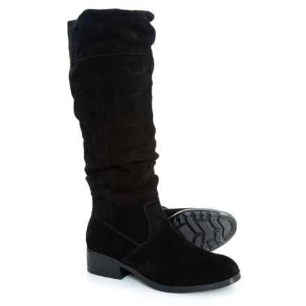 Cougar Carla-S Tall Shaft Boots - Waterproof (For Women) in Black