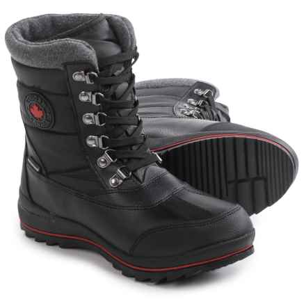 Cougar Chamonix Pac Boots (For Women) in Black - Closeouts