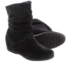 Cougar Fifi 2 Suede Boots - Waterproof (For Women) in Black - Closeouts