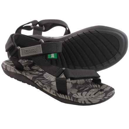 Cougar Jade 1 Sport Sandals (For Women) in Black/Hibiscus - Closeouts