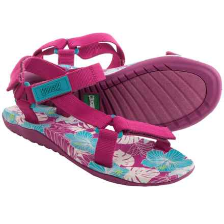 Cougar Jade 1 Sport Sandals (For Women) in Fuchsia - Closeouts