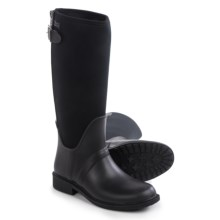 Cougar Keaton Rain Boots - Waterproof (For Women) in Black - Closeouts