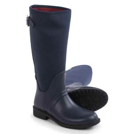 Cougar Keaton Rain Boots - Waterproof (For Women) in Navy - Closeouts
